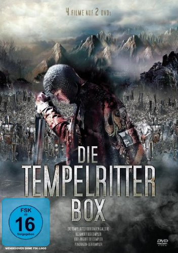 Tempelritter Box [2 DVDs]