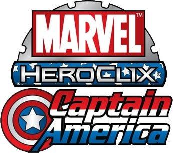 NECA Marvel HeroClix Captain America
