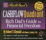img - for Cashflow Quadrant: Rich Dad's Guide to Financial Freedom Abridged Edition by Kiyosaki, Robert T., Lechter, Sharon L. published by Hachette Audio (2001) Audio CD book / textbook / text book