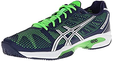 Buy Asics Mens Gel-Solution Speed 2 Clay Tennis Shoe by ASICS