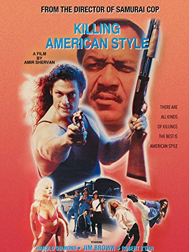 Killing American Style on Amazon Prime Instant Video UK