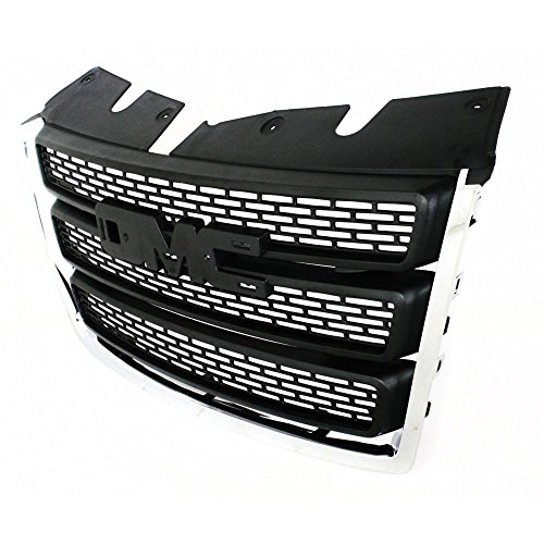 Diften 104-C0033-X01 - New Grille Grill GMC Terrain 2010-2015 GM1200630 22764303 (Gmc Grill 2010 compare prices)