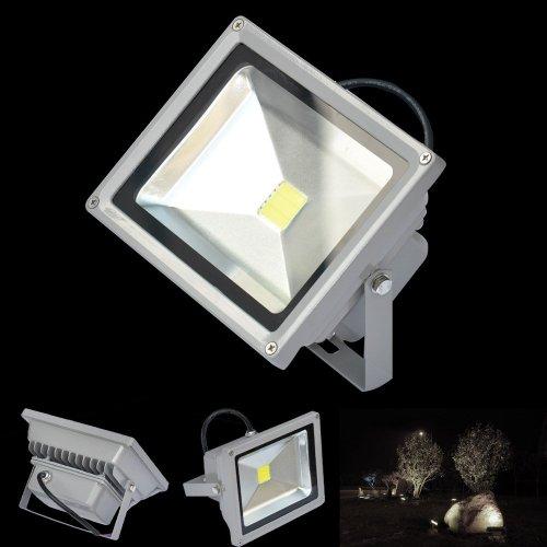 Hossen® 50W Ac85V-265V 4000-4500Lm Outdoor Waterproof Led Spotlight Flood Light Lamp