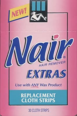 Best Cheap Deal for Nair Hair Remover Extras Replacement Cloth Strips (30 Cloths) from Nair - Free 2 Day Shipping Available