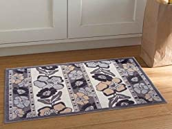 Riva Carpets Daisy Garden Accent Rug (Earth)