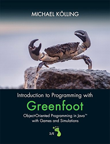 Pdf online introduction to programming with greenfoot object download pdf epub mobi kindle of introduction to programming with greenfoot object oriented programming in java with games and simulations 2nd edition fandeluxe Images
