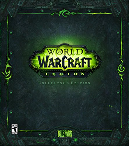WoW Legion - Collector's Edition - PC/Mac