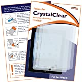 3x mumbi Displayschutzfolie iPad 4 / iPad 3 / iPad 2 Schutzfolie CrystalClear unsichtbarvon &#34;mumbi&#34;