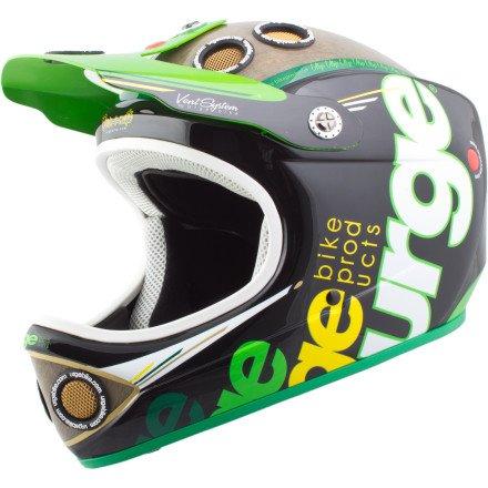 Buy Low Price Urge Down-O-Matic Veggie Helmet (B007TTBJ1Y)