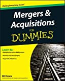 img - for [(Mergers & Acquisitions For Dummies )] [Author: Bill Snow] [Oct-2011] book / textbook / text book