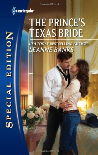 Image of The Prince's Texas Bride