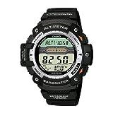 CASIO Collection SGW-300H-1AVER - Reloj de caballero de cuarzo con altímetro, barómetro, cronógrafo, cuenta regresiva...