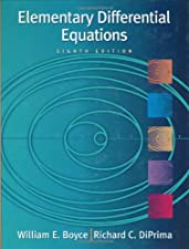 Elementary Differential Equations by William E. Boyce