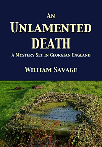 An Unlamented Death cover