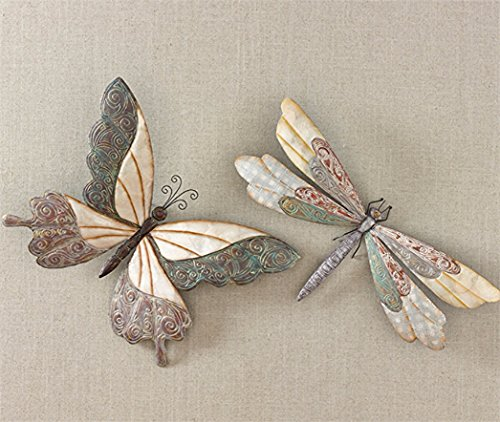 Outdoor Wall Decor Dragonfly : Dragonfly wall art