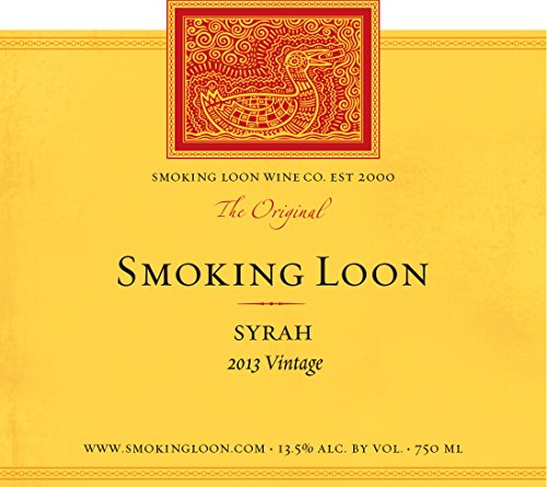 2013 Smoking Loon Syrah 750 Ml
