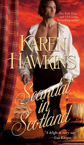 Scandal in Scotland (Hurst Amulet, #2)