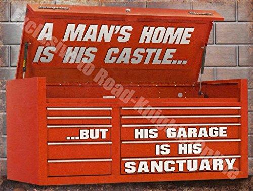 insegna-da-parete-di-metallo-a-mans-home-is-his-castle-but-his-garage-30-x-40-cm-acciaio
