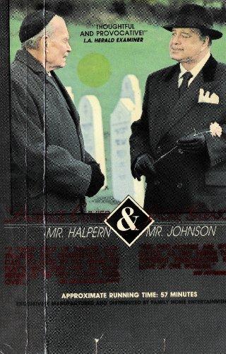 Mr. Halpern and Mr. Johnson [VHS] [Import]