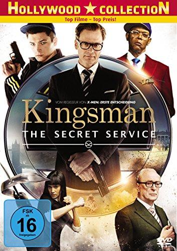 Kingsman: The Secret Service [DVD]