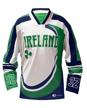 Croker Shamrock Hockey Jersey by Croker