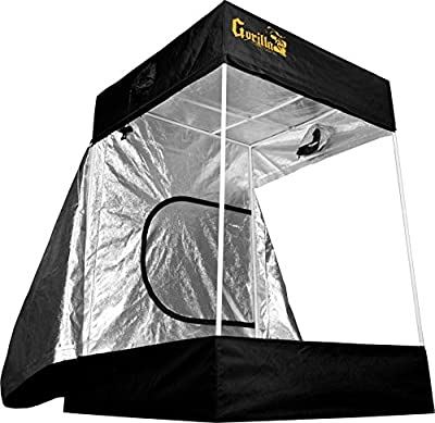 Perfect Indoor growing system By Gorilla Grow Tent - 5' x 5' x 7,8,9'