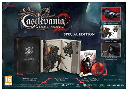 Castlevania: Lords of Shadow 2 Special Edition (Xbox 360)