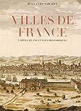 echange, troc Jean-Yves Sarazin - Villes de France : Cartes, plans et vues historiques
