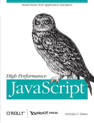 High Performance JavaScript  059680279X pdf