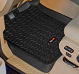 51cVVzF QgL. SL160  Rugged Ridge 12920.01 All Terrain Black Front Floor Liner   Pack of 2