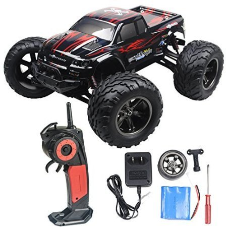 toyjoy-foxx-s911-full-proportional-2wd-brush-high-speed-monster-truck-with-24ghz-radio-remote-contro