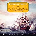 Men-of-War: The Final Unfinished Voyage of Jack Aubrey Audiobook by Patrick O'Brian Narrated by Stephen Thorne