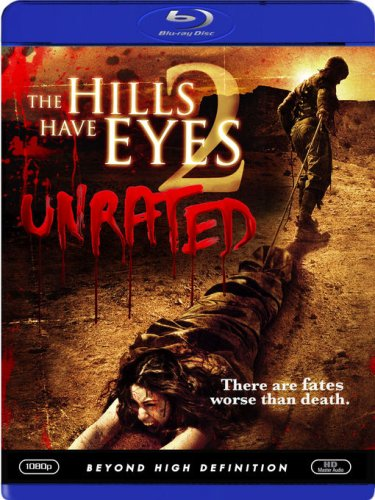 Cover art for  The Hills Have Eyes 2: Unrated [Blu-ray]