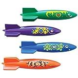 SwimWays Toypedo Bandits (4-pack)