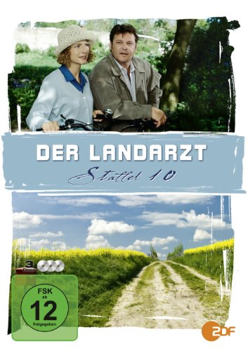 Der Landarzt - Staffel 10 Jumbo Amaray - 3 DVDs