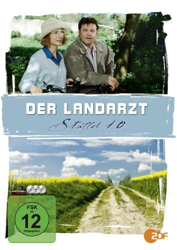 Der Landarzt - Staffel 10 (Jumbo Amaray - 3 DVDs)