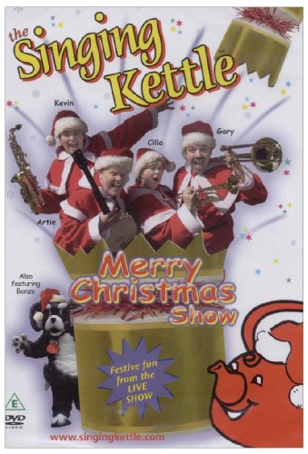 SINGING KETTLE - MERRY CHRISTMAS [IMPORT ANGLAIS] (IMPORT) (DVD)