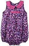 Snuggles Sleeveless Infant Romper - Purple (18-24M)