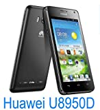 Huawei Honor+ U8950D Ascend G600 Dual Sim Android 4.0 smartphone mobile phone