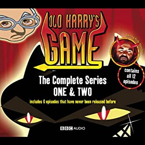 Old Harry's Game: The Complete Series 1 & 2 | [Andy Hamilton]