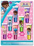 Doc McStuffins Lip Gloss Tubes, 7 Count