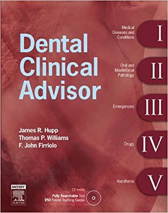 Dental Clinical Advisor written by James R. Hupp