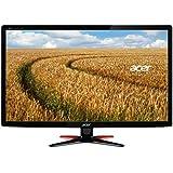 Acer GN246HLBid, 24 inch Monitor, 16:9 FHD, 144 Hz  1 ms 100M:1 A 350 nits LED DVI HDMI Acer EcoDisplay