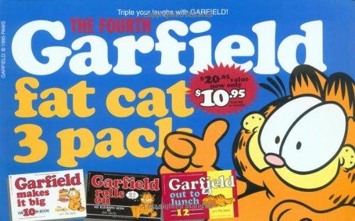 The Fourth Garfield Fat Cat Three Pack