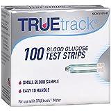 TRUEtrack Glucose Test Strips - 100 ct.