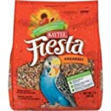 Kaytee Fiesta Max Food for Parakeets, 4-1/2-Pound Bag