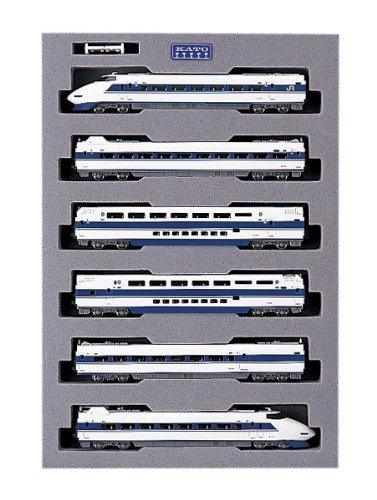 N gauge 10-354 100 series Shinkansen Grand Hikari Basic (6 cars)