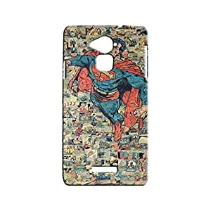 G-STAR Designer Printed Back case cover for Coolpad Note 3 - G6224