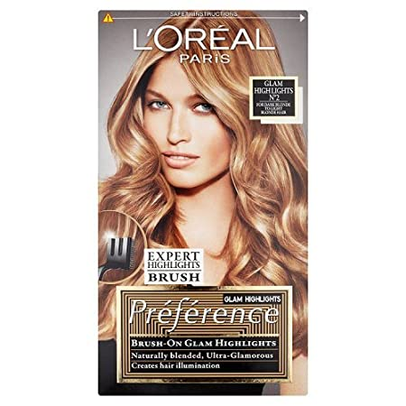 L'oreal Glam Highlights Reviews L'oreal Paris Preference Glam