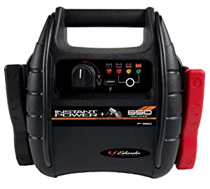 Schumacher IP-95C Jump Starter & Air Compressor at Sears.com
